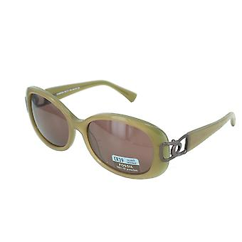 Fossil sunglasses Chariton olive PS7177345