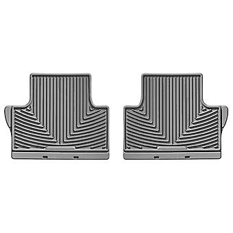 WeatherTech All-Weather Trim to Fit Rear Rubber Mats for Select Ford Models (Grey)