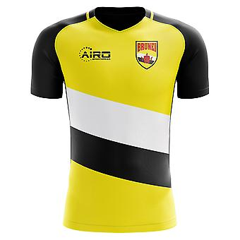 2018-2019 Brunei Home Concept Football Shirt (Kids)