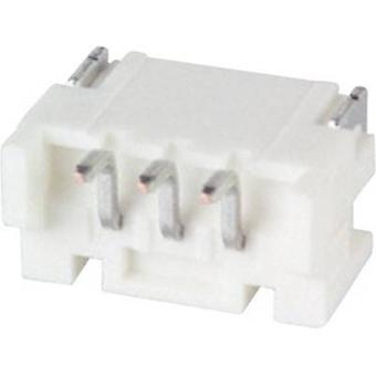 JST S3B-PH-SM4-TB (LF)(SN) Built-in pin strip (standard) PH Total number of pins 3 Contact spacing: 2 mm 1 pc(s)