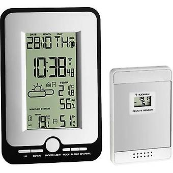 TFA MULTY 35.1134.10 Wireless digital weather station Forecasts for 12 to 24 hours