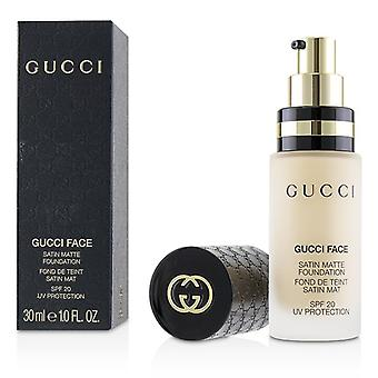 Gucci Gucci Gesicht Satin Matte Foundation SPF 20 - # 050-30ml / 1oz