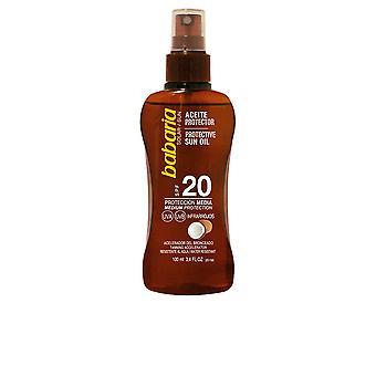 Babaria Solar Aceite Coco Spray Spf20 100 Ml Unisex