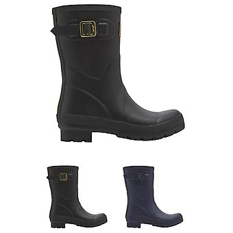 Womens Joules Kelly Mid Height Wellies Winter Snow Rubber Waterproof Boot