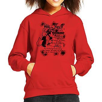 Disney Mickey Mouse Band Make Some Noise Kid's Hooded Sweatshirt