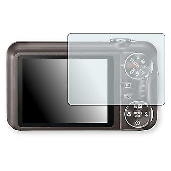 Fujifilm FinePix T200 display protector - Golebo crystal clear protection film
