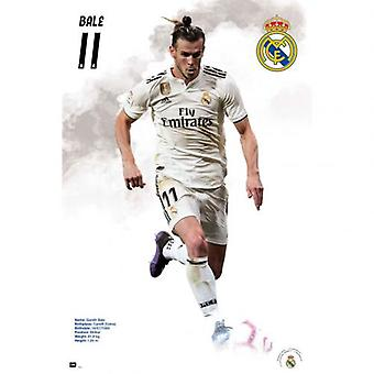 Real Madrid Poster Bale 58