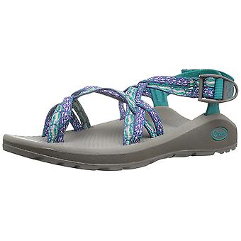 Chaco Womens Zcloud X2 Fabric Split Toe Casual Ankle Strap Sandals