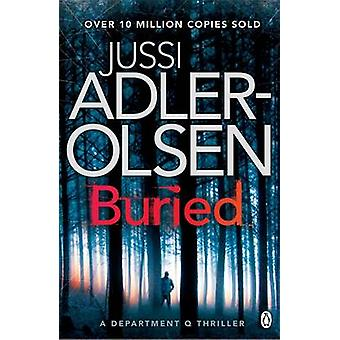 Buried - Book 5 by Jussi Adler-Olsen - 9781405909808 Book