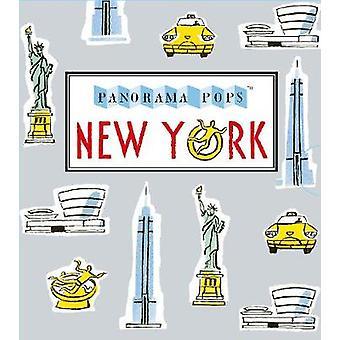 New York - Panorama Pops by Sarah McMenemy - Sarah McMenemy - 97814063