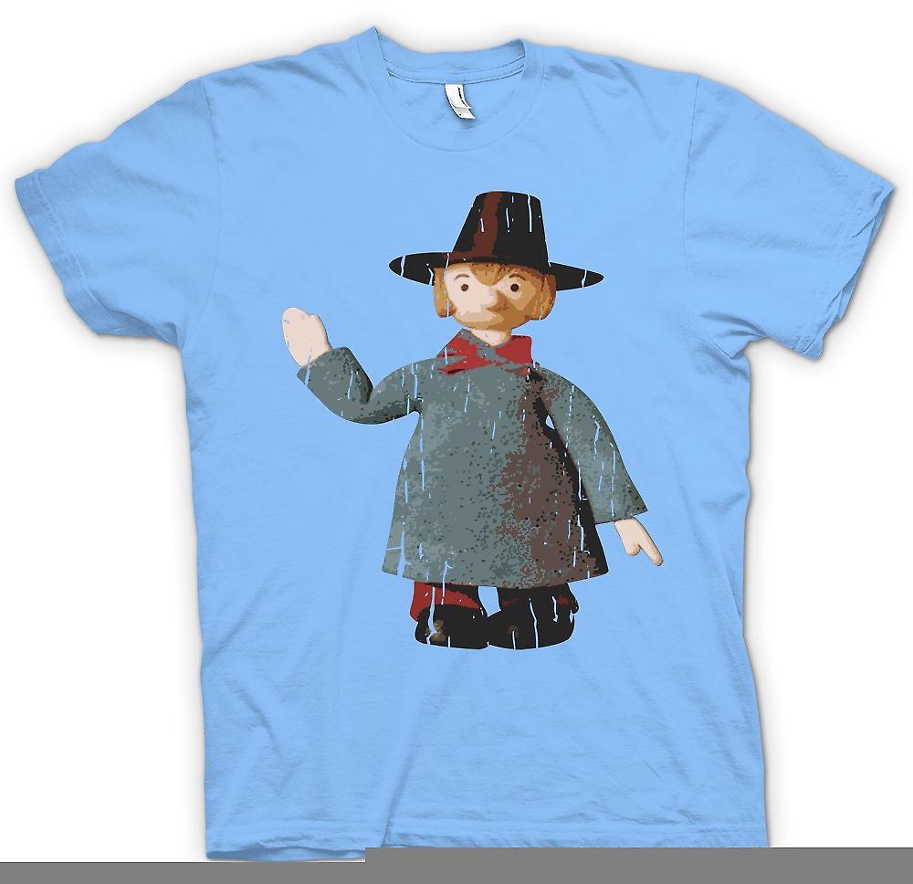 Mens T-shirt - venteux Miller - Camberwick vert