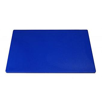 Heavy Duty Large Chopping Board Blue