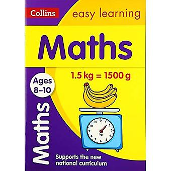 Maths Ages 8-10 (Collins Easy Learning KS2)
