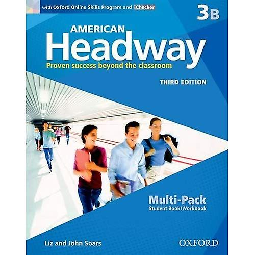 American Headway 3e 3 B Multi Pack