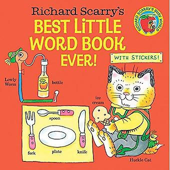 Richard Scarry's Best Little Word Book Ever! (Pictureback)