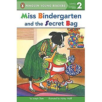 Miss Bindergarten and the Secret Bag (Penguin Young Readers: Level 2)