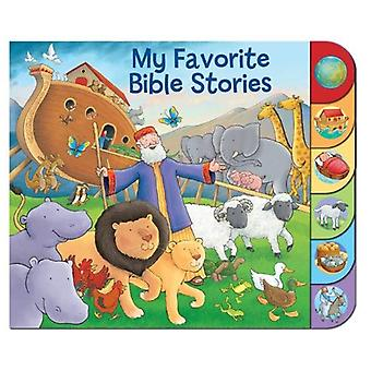 My Favorite Bible Stories