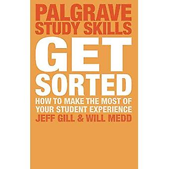 Get Sorted: How to make the most of your student experience (Palgrave Study Skills)