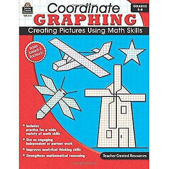 Coordinate Graphing, Grades 5-8: Creating Pictures Using Math Skills