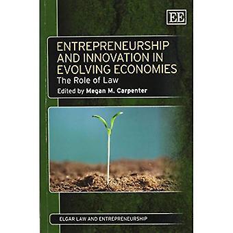 L'imprenditorialità e l'innovazione in continua evoluzione di economie: il ruolo della legge (legge di Elgar e imprenditorialità serie)