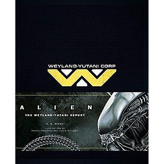 Alien - Weyland - Yutani rapport