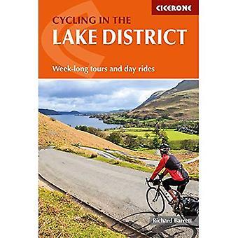 Cyclisme dans le Lake District: visites de la semaine et jour Rides (Cicerone cyclisme Guides)