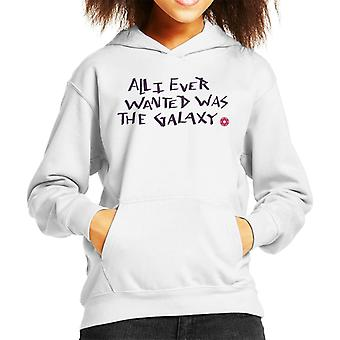 Star Wars All I Ever Wanted Was The Galaxy Kid's Hooded Sweatshirt