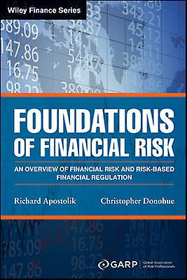 Foundations of Financial Risk by GARP Global Association of Risk Professionals