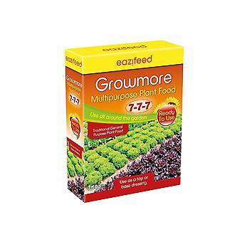 Eazifeed listo para utilizar el alimento de la planta multipropósito de Growmore 750g