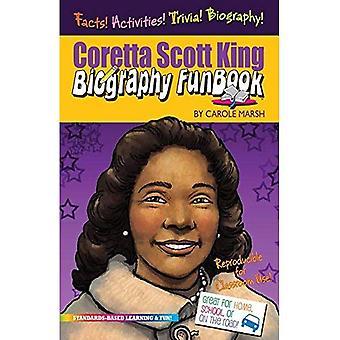 Coretta Scott King Biography Funbook (Biography� Funbooks)