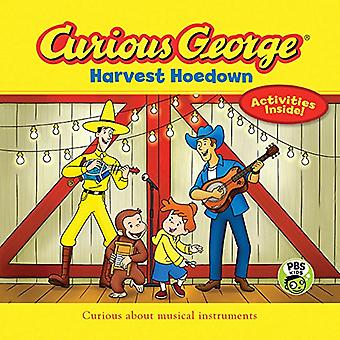 Curious George Harvest Hoedown (Cgtv 8 X 8)