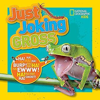 National Geographic Kids bruto sólo bromeando