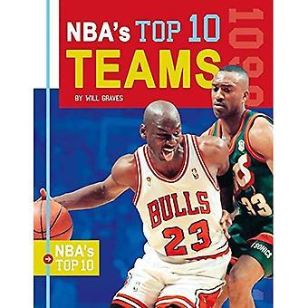 NBA's Top 10 Teams (Nba's Top 10)