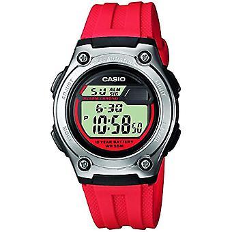 Casio digital watch quartz Bracelet Watch with Carpenter W-211-4AVES