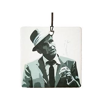 Frank Sinatra-Auto-Lufterfrischer