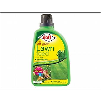 Doff All Year Lawn Feed Concentrate 1 Litre