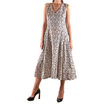 Twin-set Grey Cotton Dress