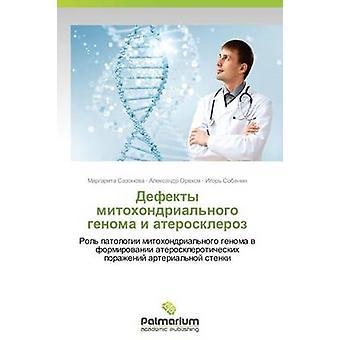 Defekty Mitokhondrialnogo Genoma j'ai Ateroskleroz par Sazonova Margarita