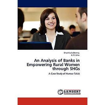 En analys av banker i ge landsbygdens kvinnor genom Shgs av Doreraj & marwin