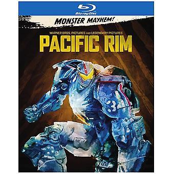 Pacific Rim [Blu-Ray] USA import