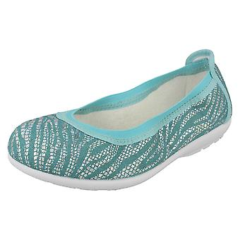 Ladies Easy B Waves Casual Shoes