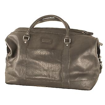 حقيبة من جلد أرماد وشنطة كبيرة