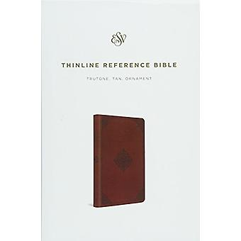 ESV Thinline Reference Bible - 9781433560767 Book