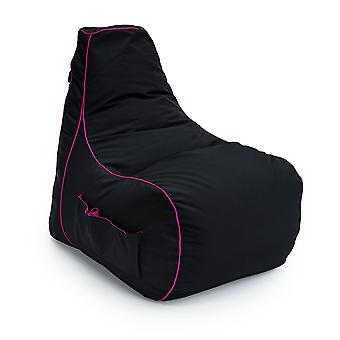 GAME OVER Star Candy (Pink) Bean Bag Gaming Chair
