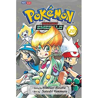 Pokemon Adventures Emerald Vol. 28 von Hidenori Kusaka