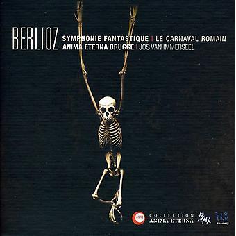H. ベルリオーズ - ベルリオーズ: 幻想交響曲;ル カーニバル ロマン [CD] 米国をインポートします。