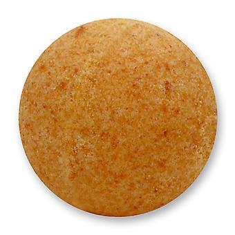 Florex bath ball with sheep's milk-sea buckthorn-nous 5 cm natural bathing experience 60 g