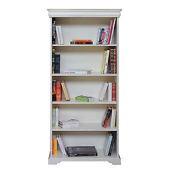 Bookcase in the day style lacquered Luigi Filippo