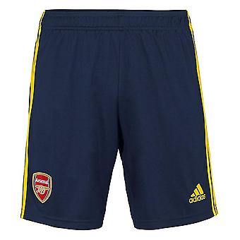 2019-2020 Arsenal Adidas bort shorts (Navy)
