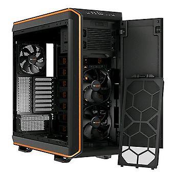 Taci! bg010 caso grande torre dark base 900 atx eatx mini-itx xl-atx 8 hdd slot-2xusb 2.0-2xusb 3.0-1xaudio i/o colore arancione nero